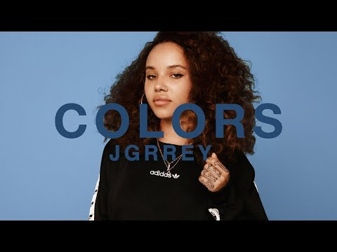 JGrrey - Don´t Fade | A COLORS SHOW