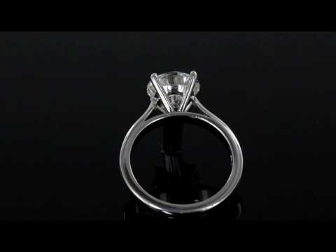 Browns Family Jewellers Large Diamond Engagement Ring