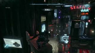Batman Arkham Knight Endless night