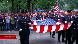 Nước Mỹ tưởng niệm vụ khủng bố 11/9 (VOA)