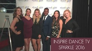 Inspire Dance TV Sparkles at Starlight Children's Foundation Event