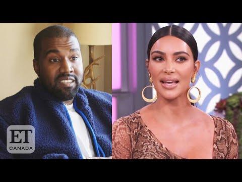 Kim Kardashian On Kanye's 'Life Change'
