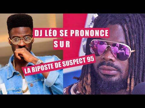 """DJ LEO DONNE SON AVIS SUR """"ENFANT DES GENS"""" de SUSPECT 95"""