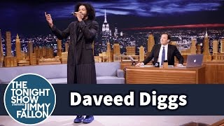 Daveed Diggs and Black Thought Rap About Voting