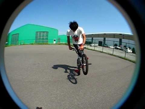 Zion bikes Akihiko Takahashi - focus test riding
