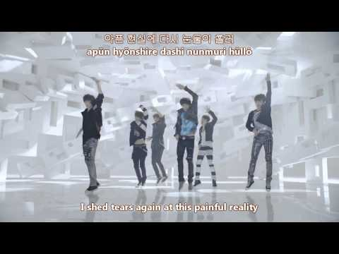 EXO-K - MAMA MV [english subs + romanization + hangul]
