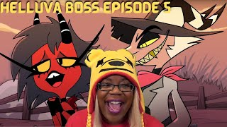 HELLUVA BOSS | The Harvest Moon Festival S1 Ep 5 | Vivziepop | AyChristene Reacts