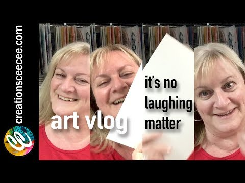 art vlog 30.mar.18