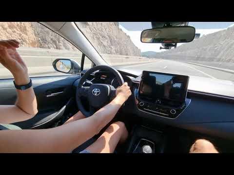 Driving Toyota corolla 1.5 LIVE (2021)