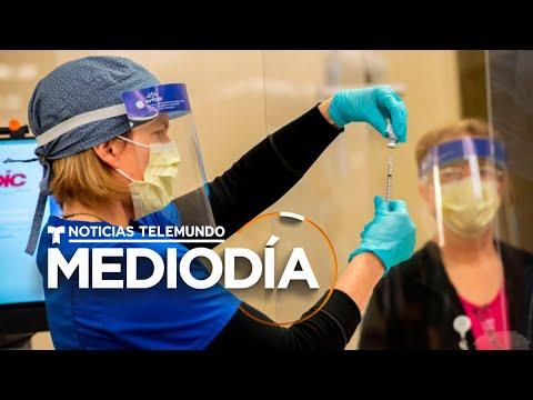 Este es el protocolo al recibir la vacuna contra el COVID-19 | Noticias Telemundo