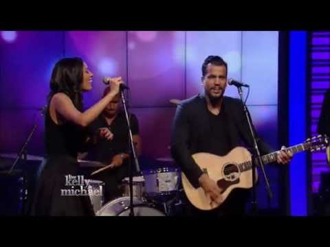 JOHNNYSWIM Diamonds Live! With Kelly and Michael 2015 04 09