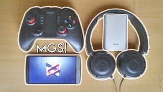 Mobile Gaming Setup!