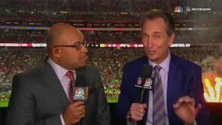 NBC Thursday Night Football intro 2017 SEA@ARI