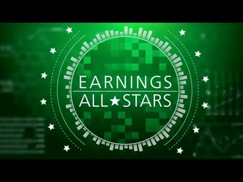 This Week's Hottest Earnings Charts