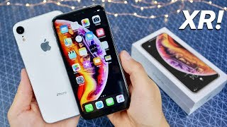 iPhone Xr Clone Unboxing! 6.1-inch!