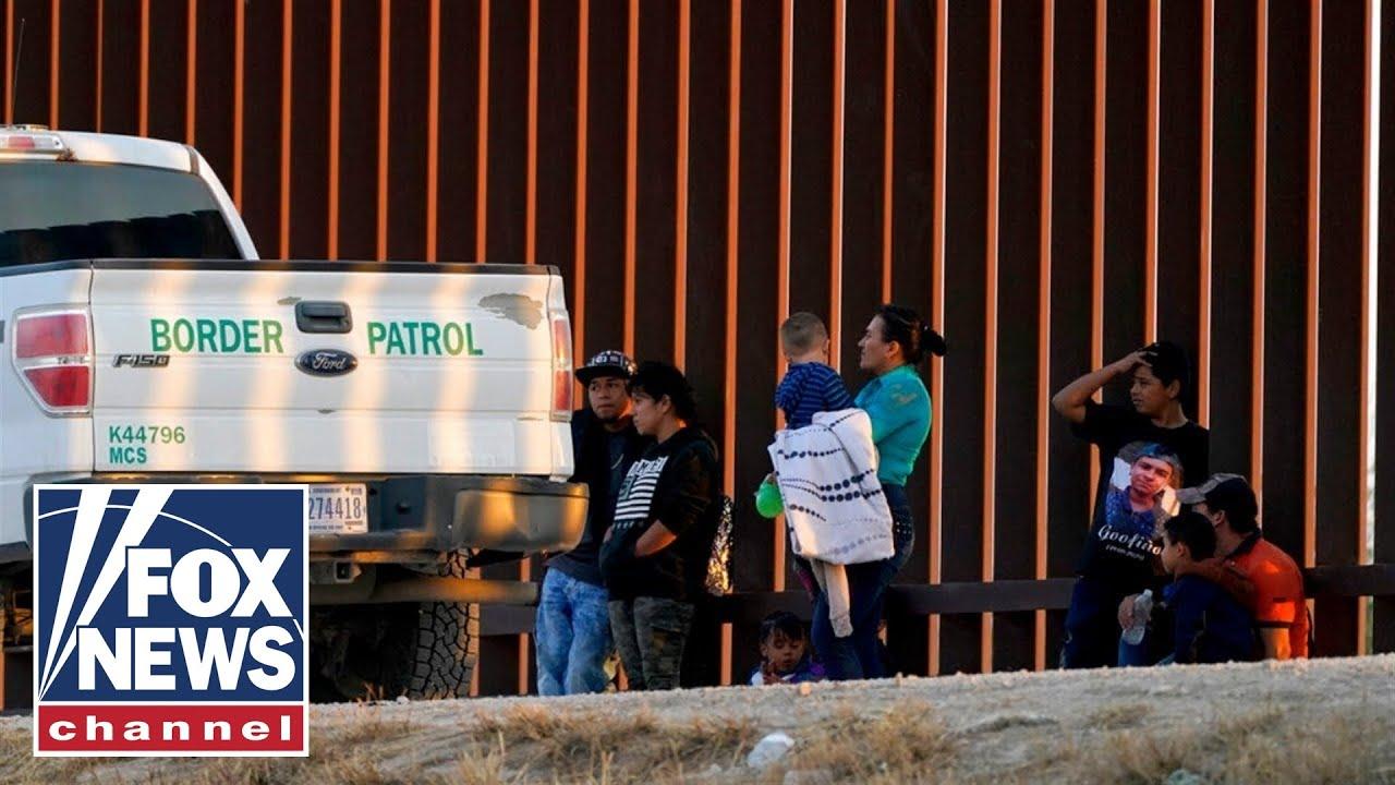 House Republicans slam Biden admin border policy in press conference