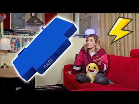 Questo ROBO di NeN ti dice quanta energi …