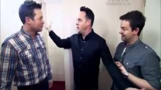 Ant and Dec BGMT clips 2012