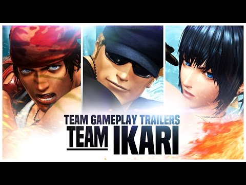 THE KING OF FIGHTERS XIV: Team Ikari Warriors