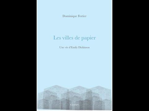 Vidéo de Dominique Fortier