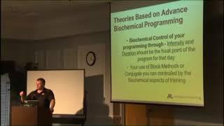 Advanced Principles in Biochemical Programming - Cal Dietz