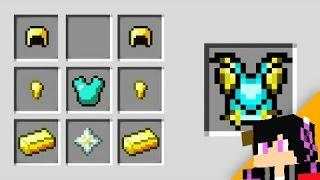 7 công thức chế tạo BỘ DỤNG CỤ MẠNH NHẤT - Minecraft PE