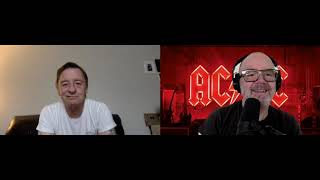 Dean Delray's Let There Be Talk (EP561):Phil Rudd of AC/DC
