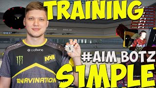 CS:GO] Aim botz training Challenge - Music Videos