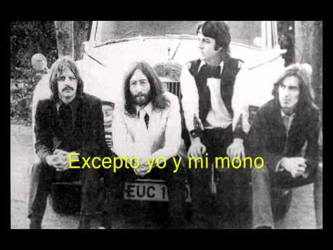 The Beatles Everybody's Got Something to Hide Except Me and My Monkey subtitulado en español