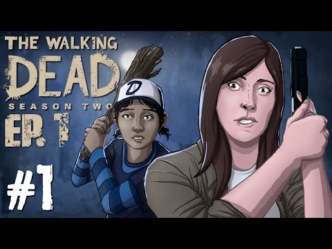 CLEMENTINA!! #1   The Walking Dead Season 2   Ep.1 - Smashpipe Games