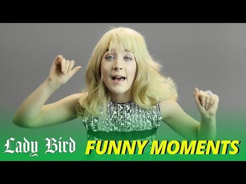 Saoirse Ronan Is Irish Perfection - Funny Moments