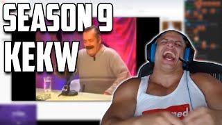 TYLER1 REACTS TO SEASON 9 (KEKW)