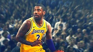 If Kyrie Irving Joined LeBron James on the Lakers!