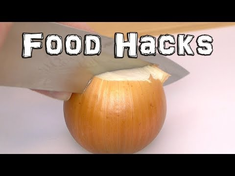 Clever Food Hacks – Peeling and Cutting