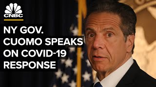 New York Gov. Andrew Cuomo holds briefing as more businesses reopen — 9/9/2020