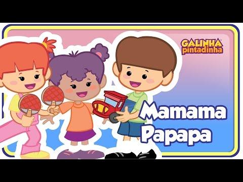 Baixar Mamama Papapa - DVD Galinha Pintadinha 3 - OFICIAL