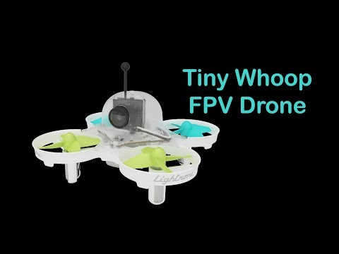 Tiny Whoop FPV Drone Review - Lightrone