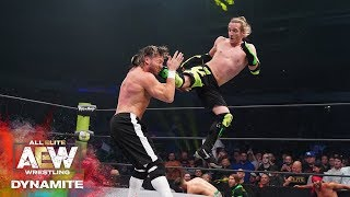 Jack Evans Responds To Fans Who Feel AEW Is Treating Him Badly