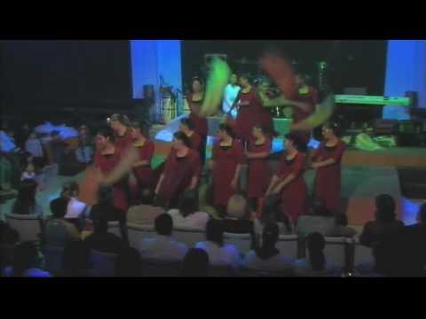 Coreografia de Pandero ''No me soltaras''
