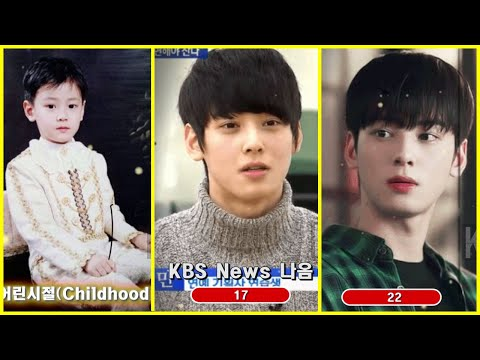 차은우 1~22살까지 변천사/Astro Cha Eunwoo Transformation From 1 To 22 Years Old
