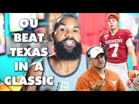 Instant reaction recap: Spencer Rattler and OU beat Sam Ehlinger and No. 22 Texas in a 4OT classic
