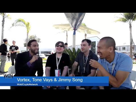 Live From BlockCon (Day 1 - Part 1) with Tone Vays, Jimmy Song, Vortex & More