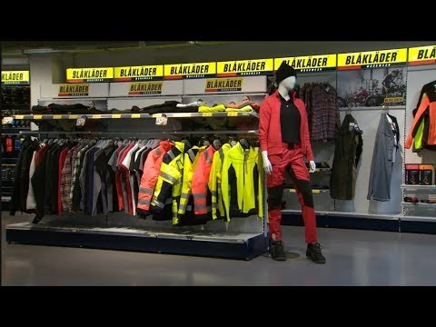 Blaklader - Showroom Belgium