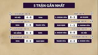 TRAILER | Sông Lam Nghệ An vs Sanna Khánh Hòa BVN   2 tình cảnh đối lập | VPF Media