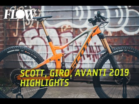 2019 Range Highlights from Scott, Giro & Avanti.