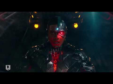 Liga de la Justicia - Victor Stone aka Cíborg - Castellano HD