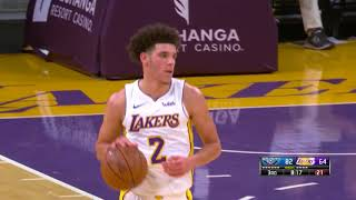 Best of Lonzo Ball and Kyle Kuzma vs. Pelicans | October 22, 2017
