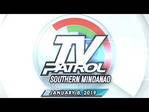 TV Patrol Southern Mindanao - January 8, 2019