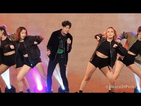 [161202] Shake That Brass | f(x) Amber @ Asian Television Awards Singapore