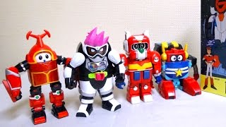 CUTE and COOL toys  !! Transformation wotafa's review